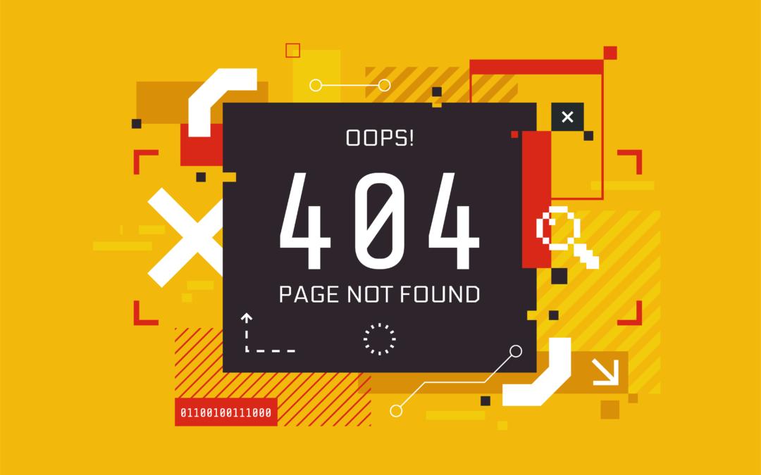 【Divi】404エラーページのカスタマイズ方法